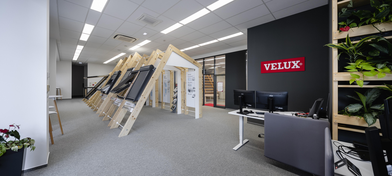 VELUX otvára showroom v Bratislave