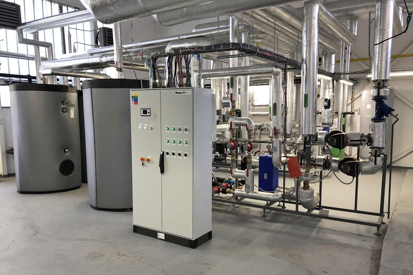 Prínosy rekonštrukcie zdroja tepla pomocou plynového tepelného čerpadla (GHP) Aisin Toyota