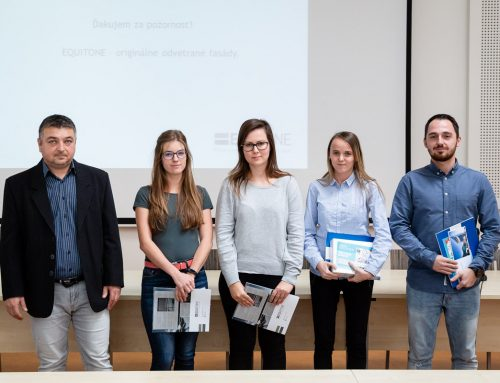 Víťaz študentskej súťaže o originálnu odvetranú fasádu je už známy