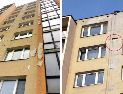 Obnova bytových domov podľa súčasných požiadaviek