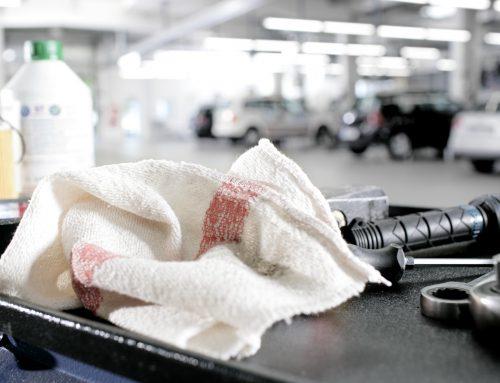 Už 111 rokov sa môžu podnikatelia spoľahnúť na čistiace utierky MEWA