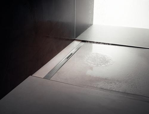 Nové sprchové žliabky Advantix Cleviva