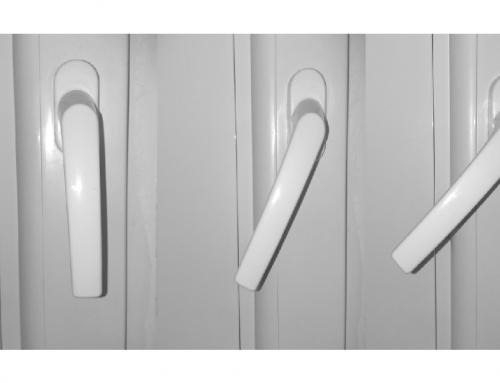 Vetranie miestností mikroventiláciou okna