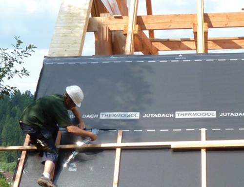Chrání větrání správně Vaši střechu ?