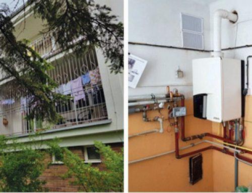 Energetické porovnanie zdrojov tepla pri obnove bytového domu