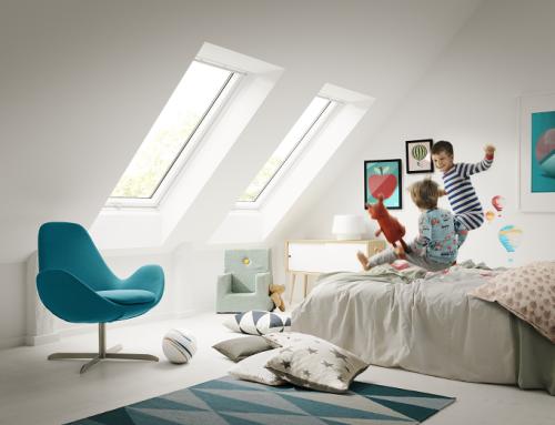 Viac okien znamená viac denného svetla a čerstvého vzduchu