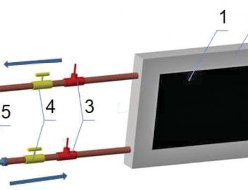 Znižovanie radiačnej zložky tepla z krbových vložiek pomocou LOOP HP