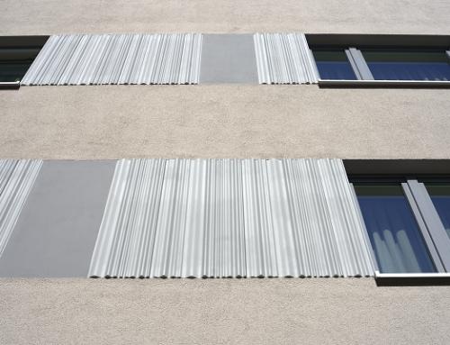 Plastické fasádne prvky StoDeco dali tvár novej budove v historickej časti mesta