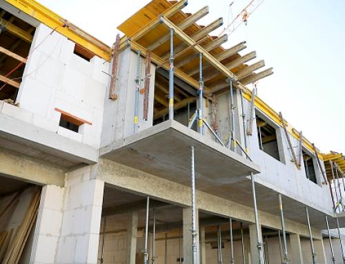 Veľkoformátová výstavba urýchlila realizáciu bytového projektu SEKO komplex v Trenčíne