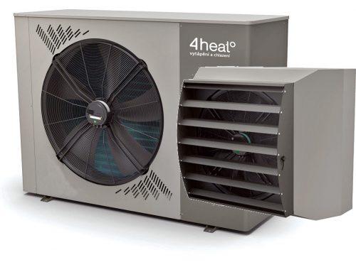 Tepelné čerpadlá vzduch-vzduch 40 kW pre vykurovanie hál? výrazne nižšia cena za montáž a kratší potrebný čas, ako by sa mohlo zdať