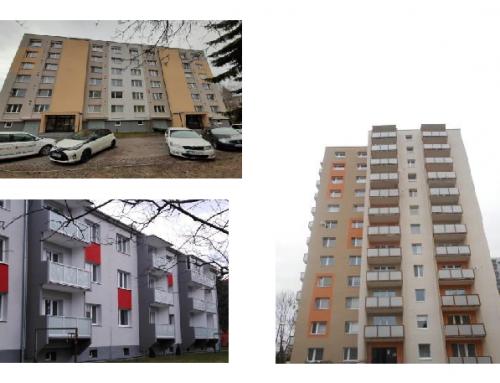 Prešov má aj tento rok Najlepšie obnovený bytový dom
