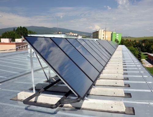 Dobrá správa pre správcov budov – slnečné kolektory sa oplatia i v bytovkách
