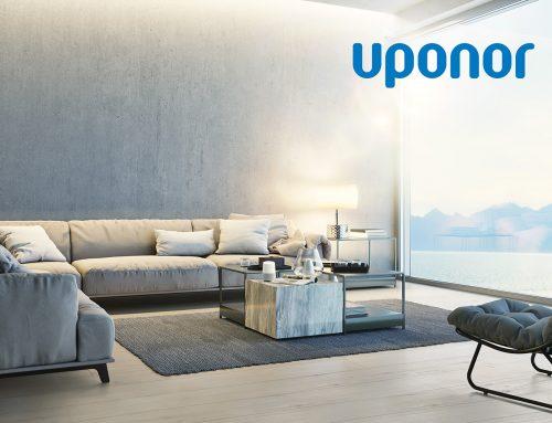 Maximálny komfort bývania pre Váš moderný domov | Uponor Smatrix Pulse