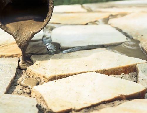 Postavte si terasu z prírodného kameňa