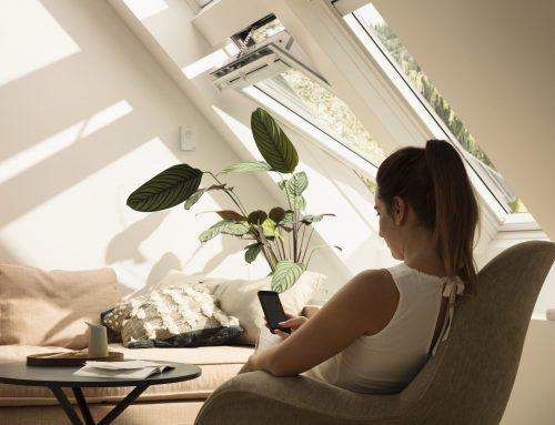 Jesenný nákup inteligentného strešného okna VELUX je výhodnejší až o 100 €!