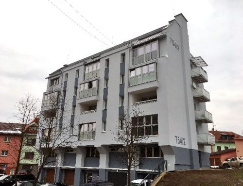Obnova bytových domov a rezidenčných objektov v špecifických podmienkach