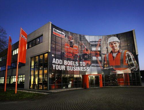 Půjčovna strojů a stavební techniky Cramo se v Česku od prosince změní na Boels
