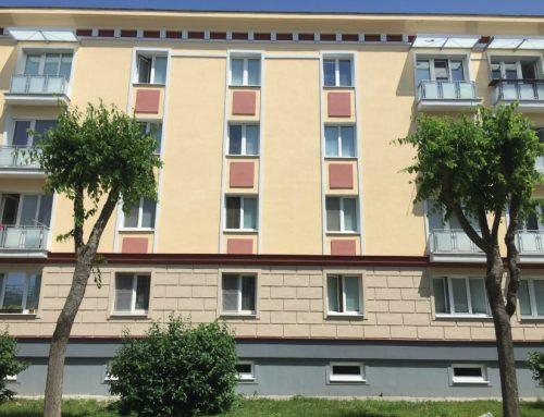 Caparol Clean Concept, to sú dlhodobo čisté fasády so zárukou!