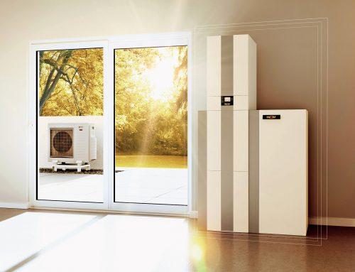 Zdravé a komfortné bývanie s vykurovaním a vetraním