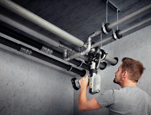 Porovnanie rýchlostí rôznych metód spájania a inštalácie oceľového potrubia