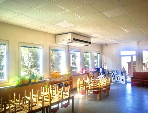 Zdravé vnútorné prostredie v školách s benefitom úspory energie