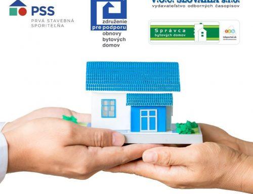 Výherca súťaže o Najlepšie obnovený bytový dom za rok 2020 je z Popradu
