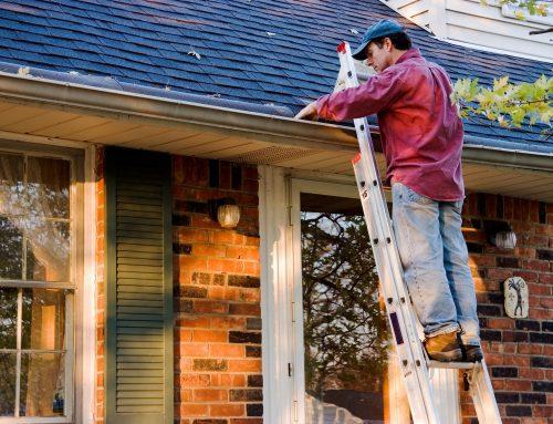 Tipy na jarnú údržbu domu: kontrola strechy a odkvapov nestačí, nezabudnite na rolety a brány