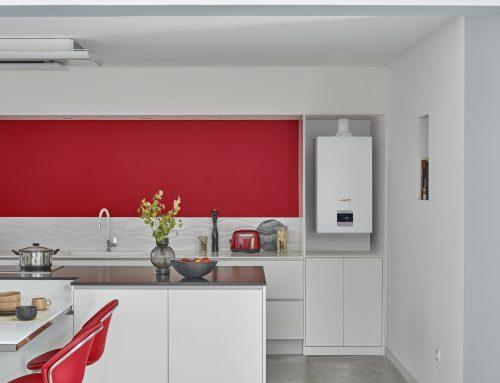 Nové kotly pre teplo a teplú vodu v domoch i bytoch