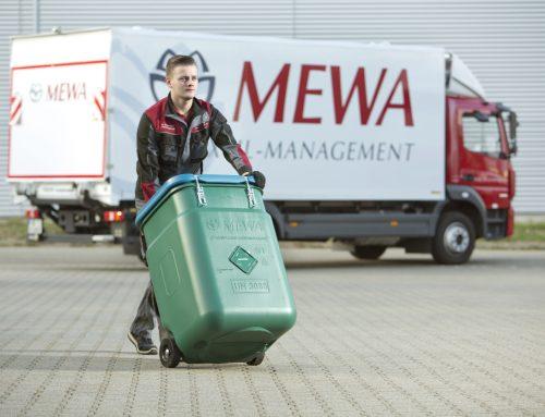 Spoločnosť RS Kunststoff sa stala súčasťou skupiny MEWA