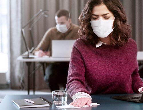 Balíček hygienických riešení od Tork pomôže správcom budov uspokojiť zvýšené nároky na hygienu v kanceláriách
