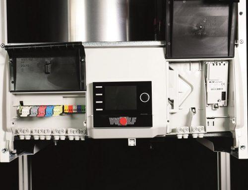 Novinka rok 2021 – Nástenný plynový kondenzačný kotol Wolf CGB-2-75 kW a CGB-2-100 kW