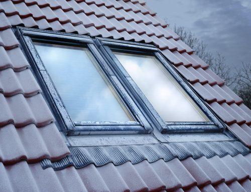 Ušetrite v zime za kúrenie s novými strešnými oknami VELUX