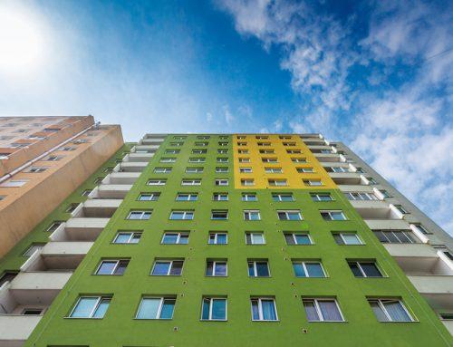 Obnovu bytového domu netreba odkladať. Dobrý projekt a vhodné financovanie sú základom úspechu